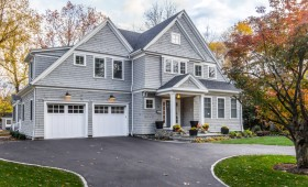 Wellesley Shingle Style